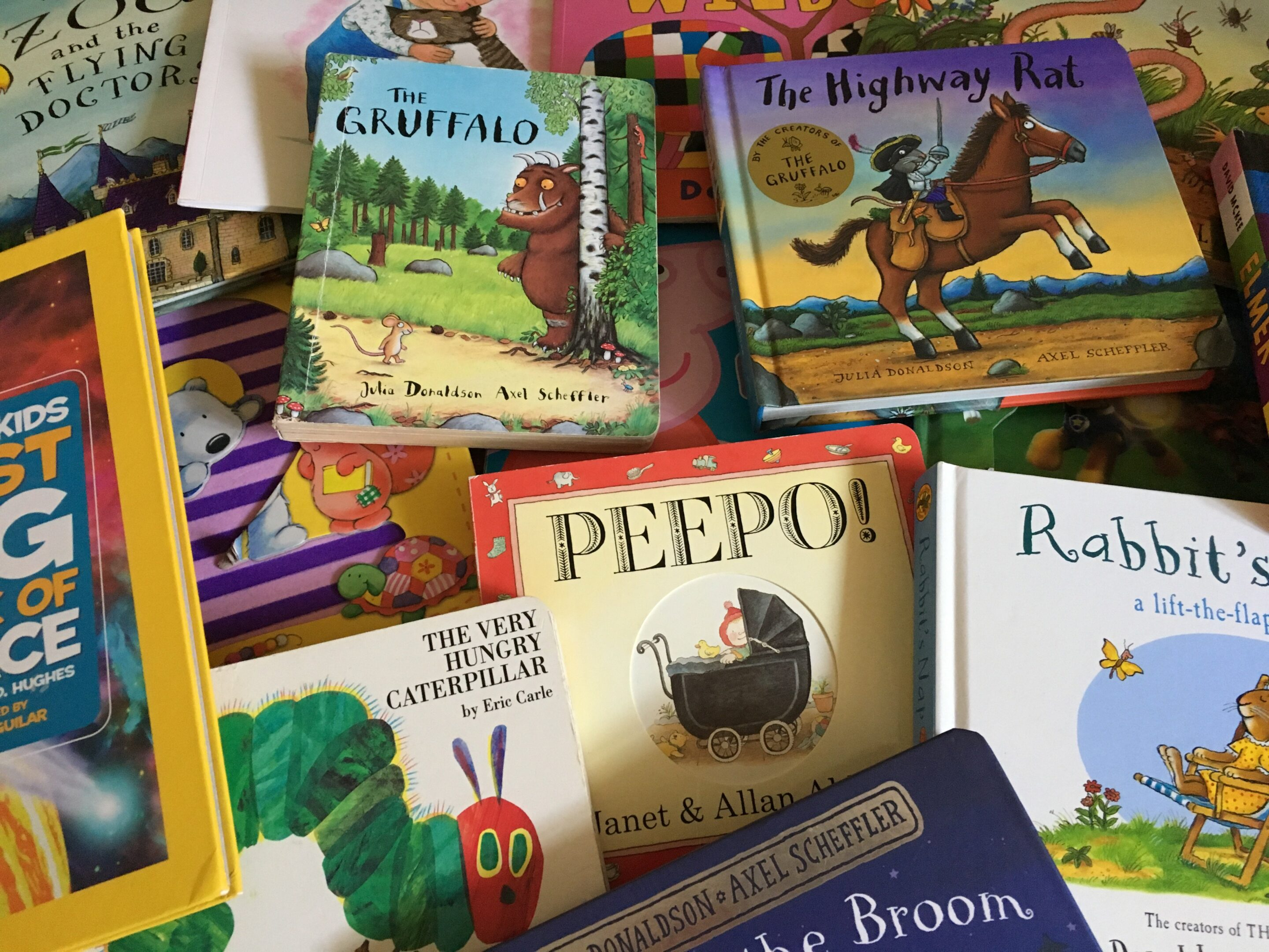 50 tried and tested books for young children