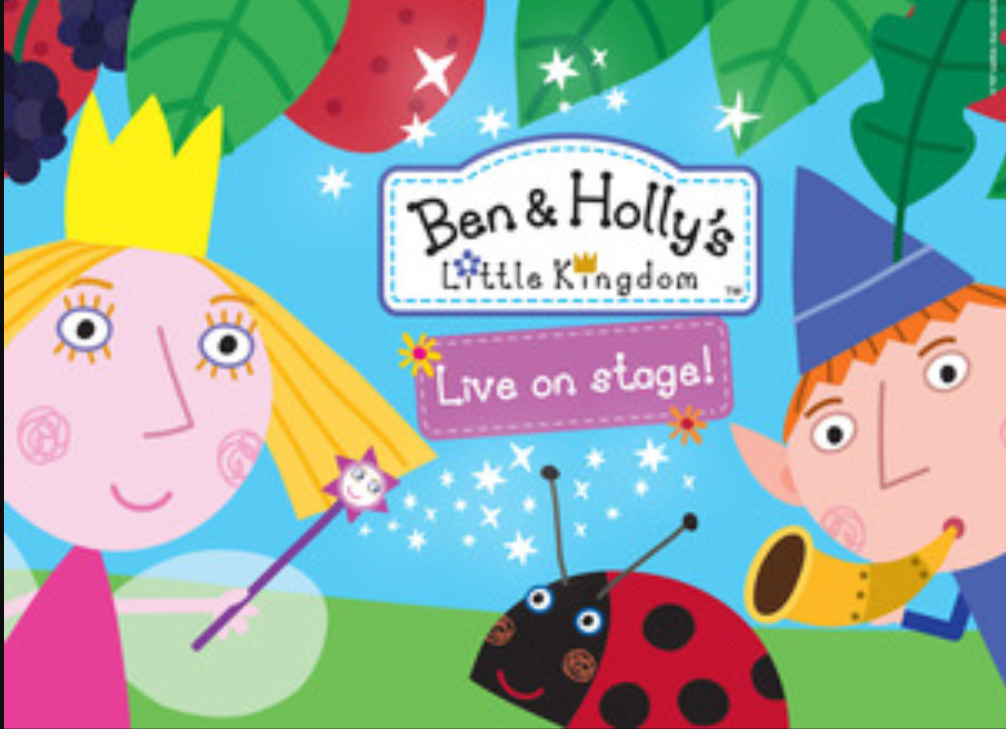 Ben and Holly's Little Kingdom Live