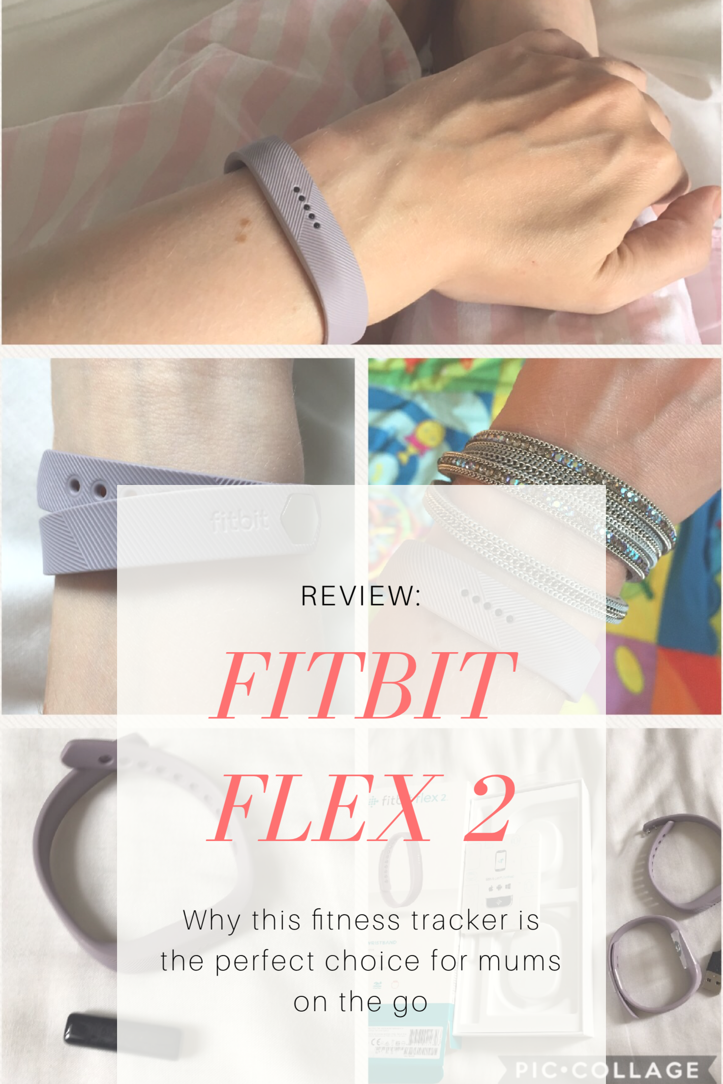 Review of the Fitbit Flex 2 fitness tracker