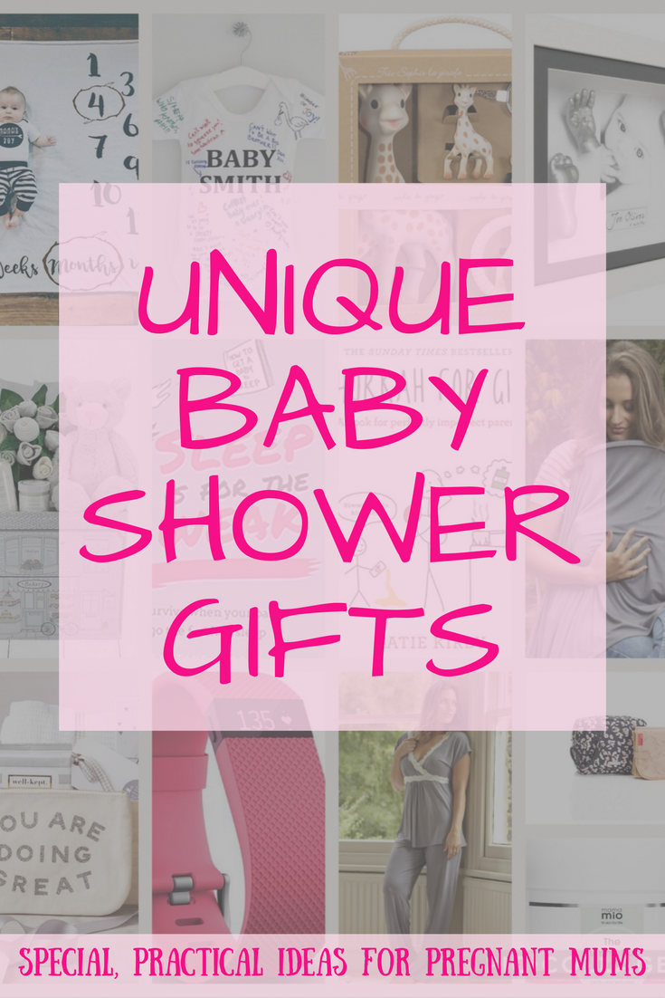 Unique baby shower gift ideas for pregnant/expectant mum's