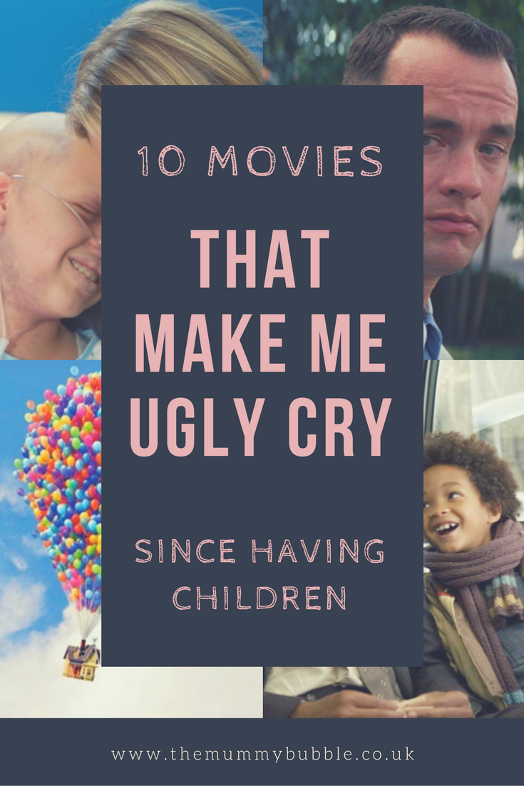 10 tear-jerker movies that make me ugly cry since having children