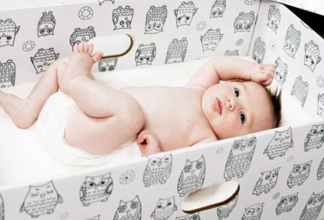 Cot death charity raises concerns over baby box safety
