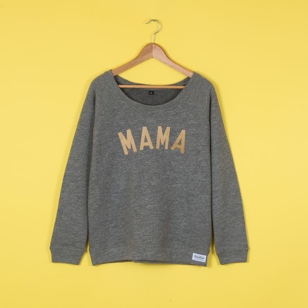 Mama grey sweatshirt