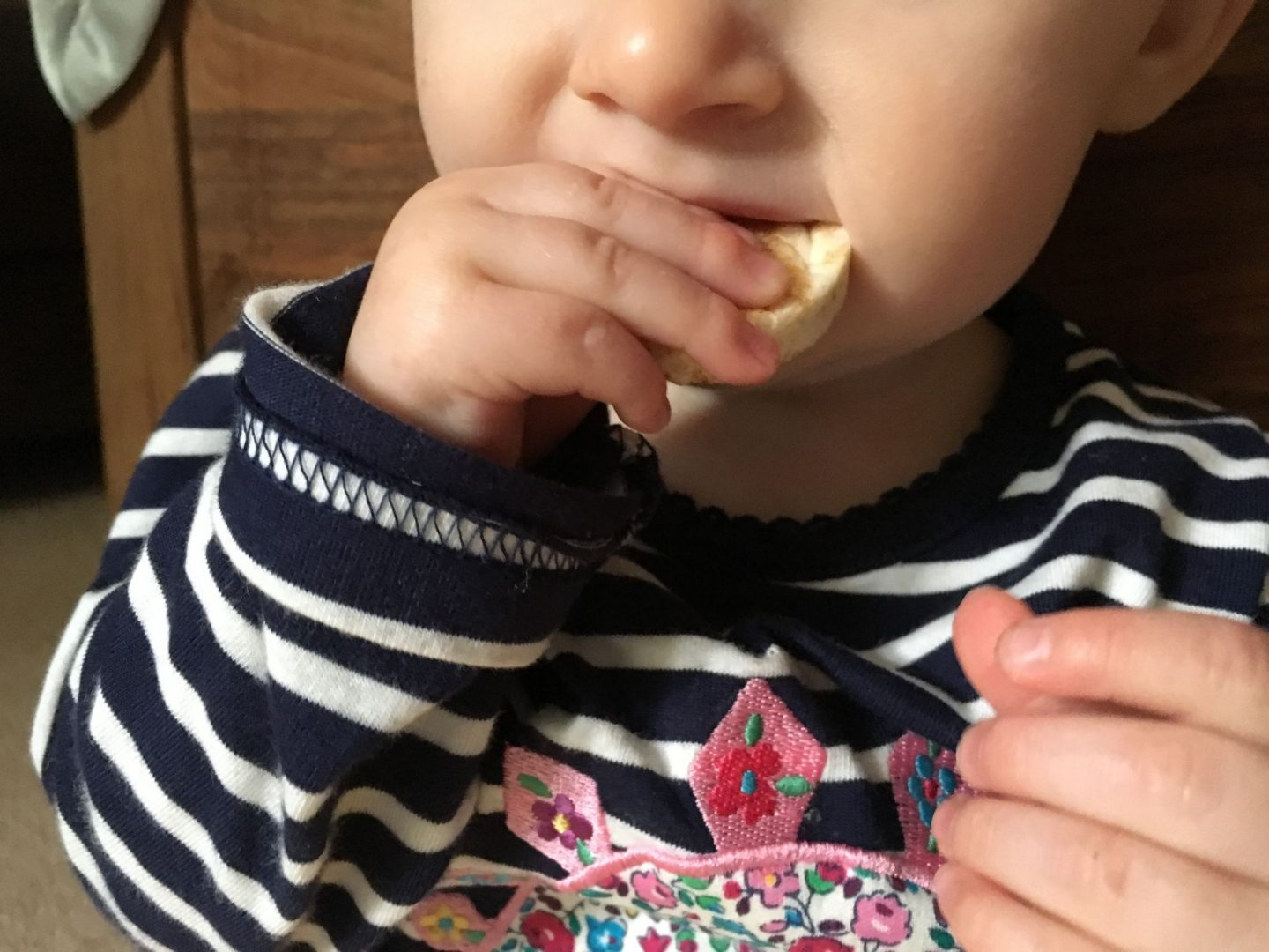 Weaning on the go