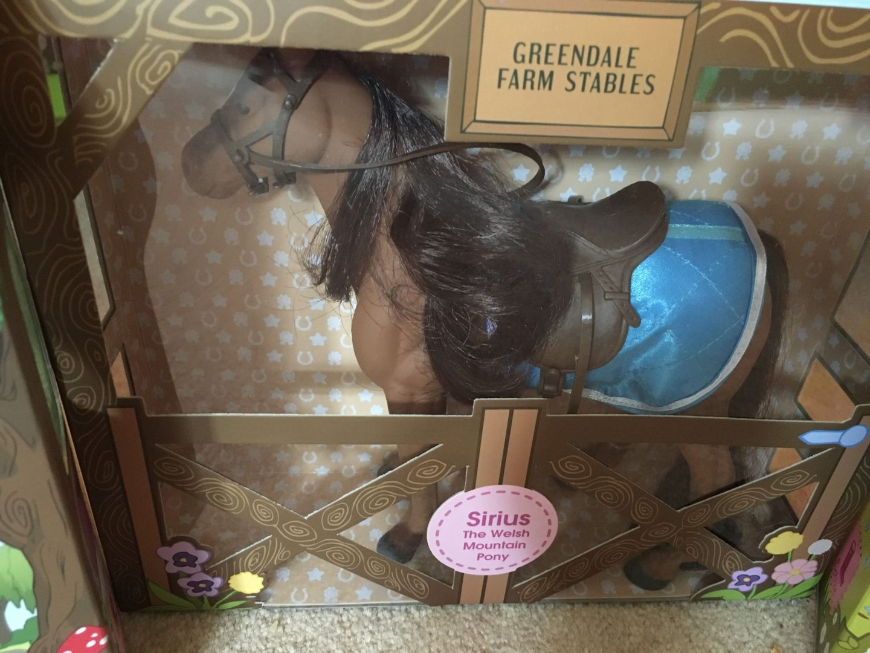 Lottie dolls Sirius the Welsh Mountain Pony