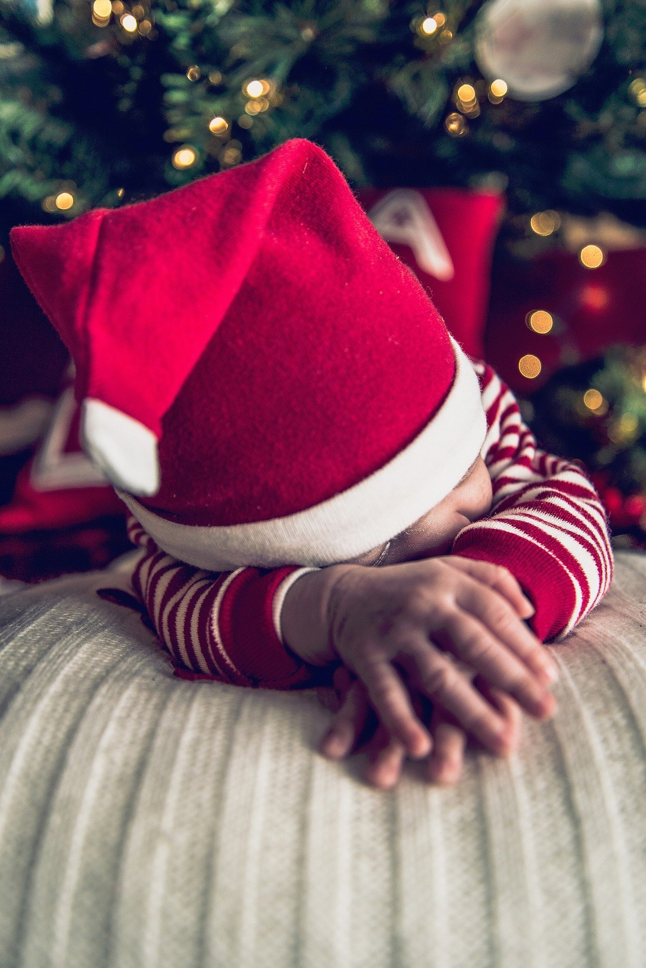 How to prepare for a Christmas baby