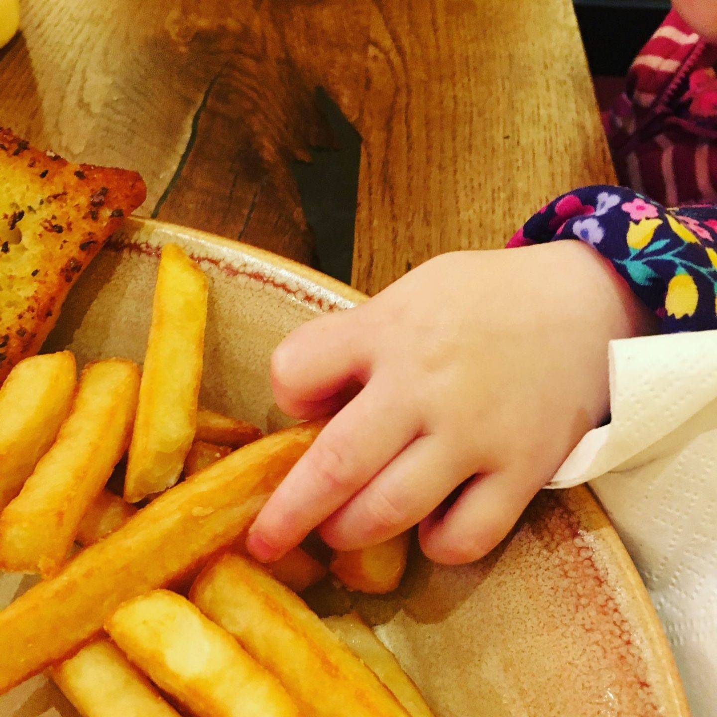 Nando's with kids