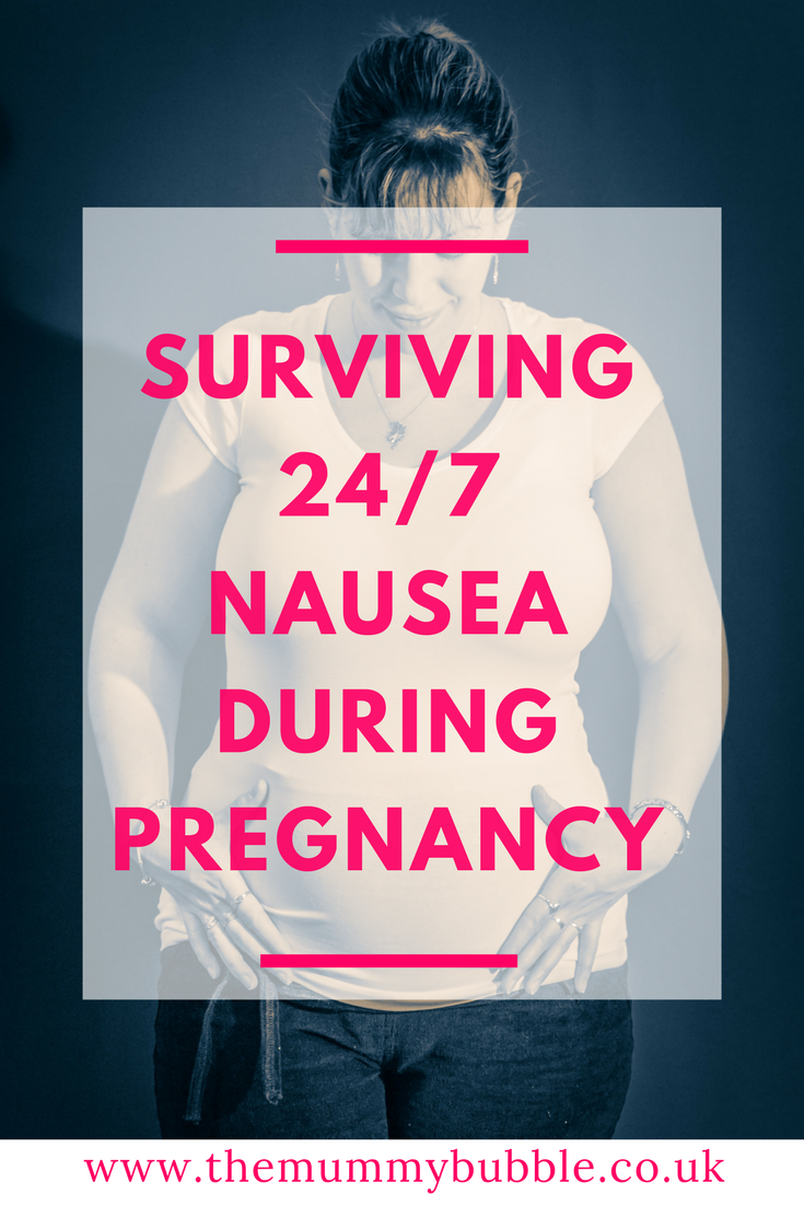 Suffering from pregnancy nausea all day every day? Here are tips to cope with 24/7 nausea during pregnancy to help you get through it