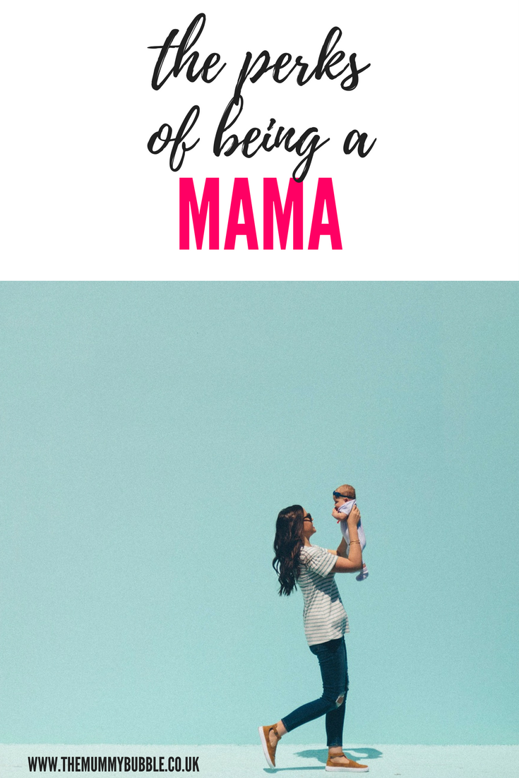 The 10 perks of being a mother - because it's not all about long nights, cluster feeding and toddler tantrums