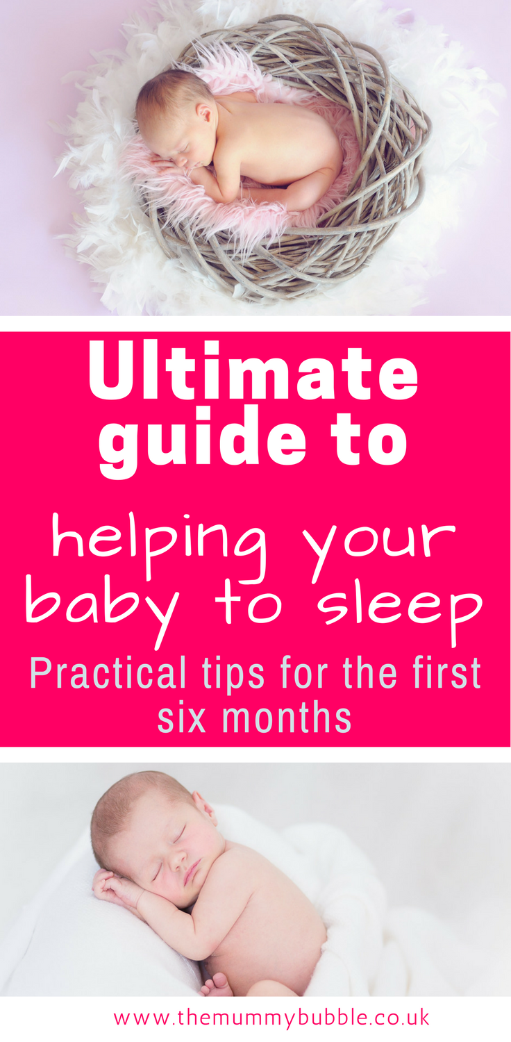 Wondering what you can do to help your baby get to sleep easier and stay that way for longer. There are things you can do in the first six months to make your baby's bed and nap times a little easier. Lots of tips in this guide for new parents
