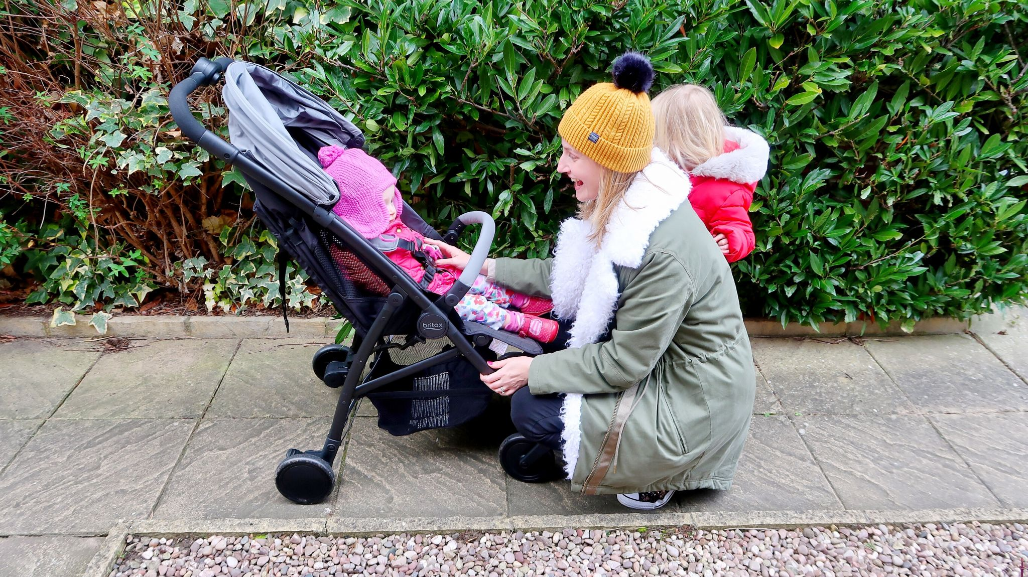 Britax B Lite Pushchair Review The Mummy Bubble