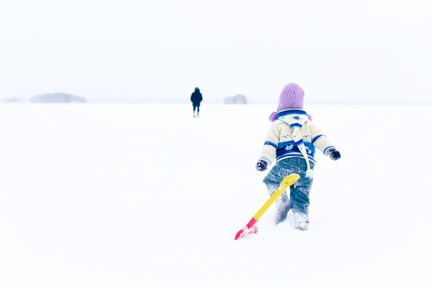 How to survive snowmageddon with kids