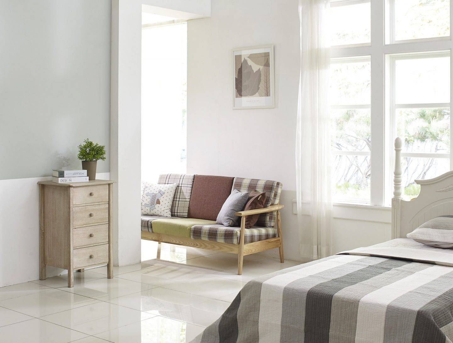 Tips for giving your bedroom a Spring makeover