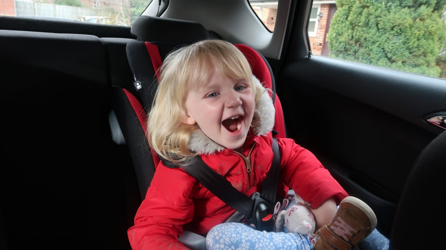 Joie Elevate car seat review