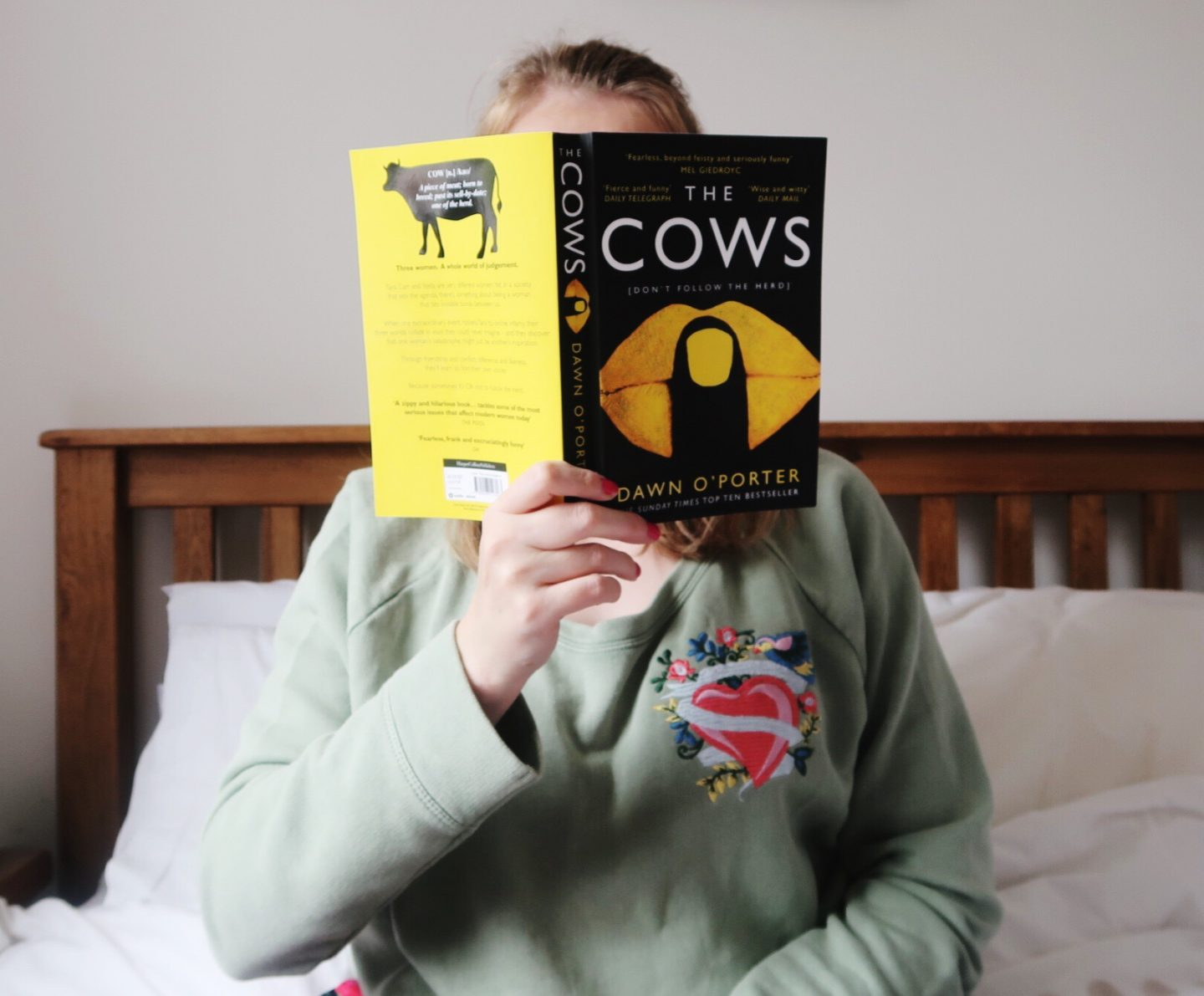 Book review: The Cows by Dawn O'Porter