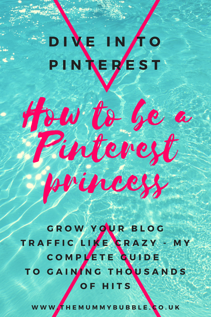 How to use Pinterest to grow your blog traffic