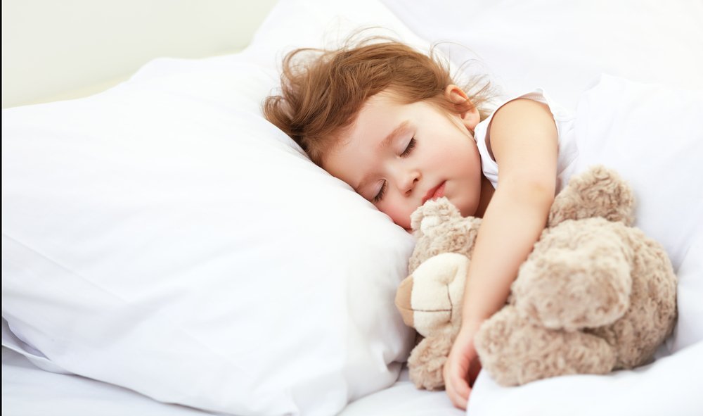 The secret to keeping your toddler in bed
