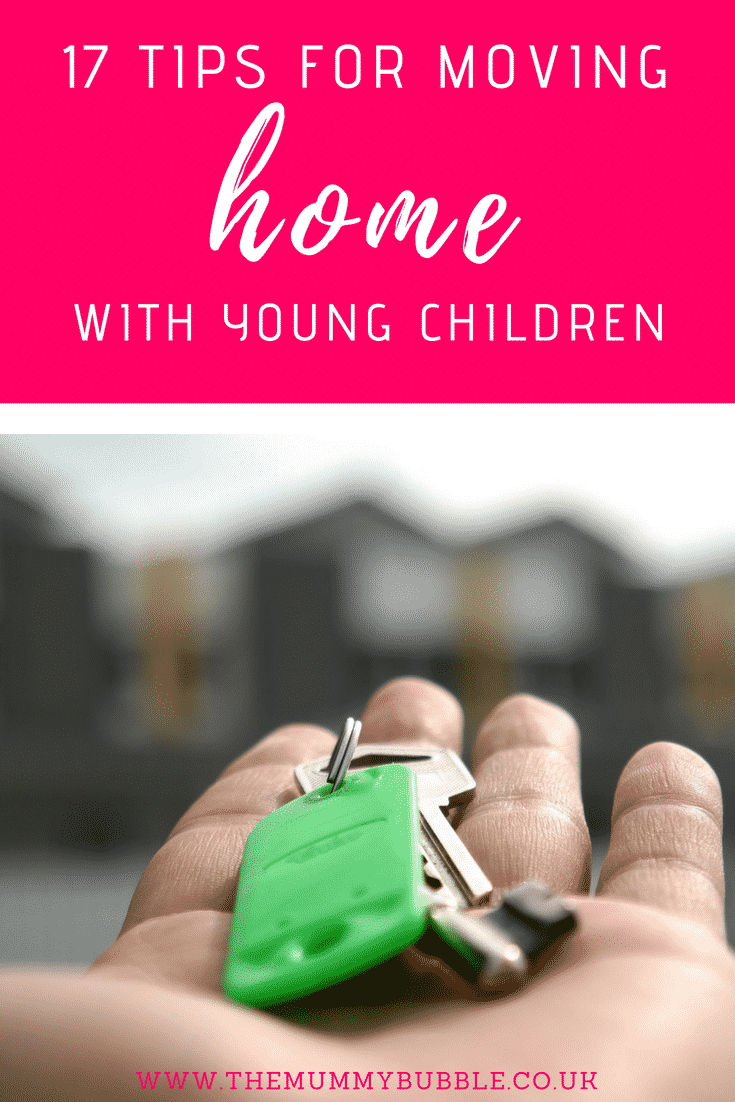 17 tips for moving house with young children