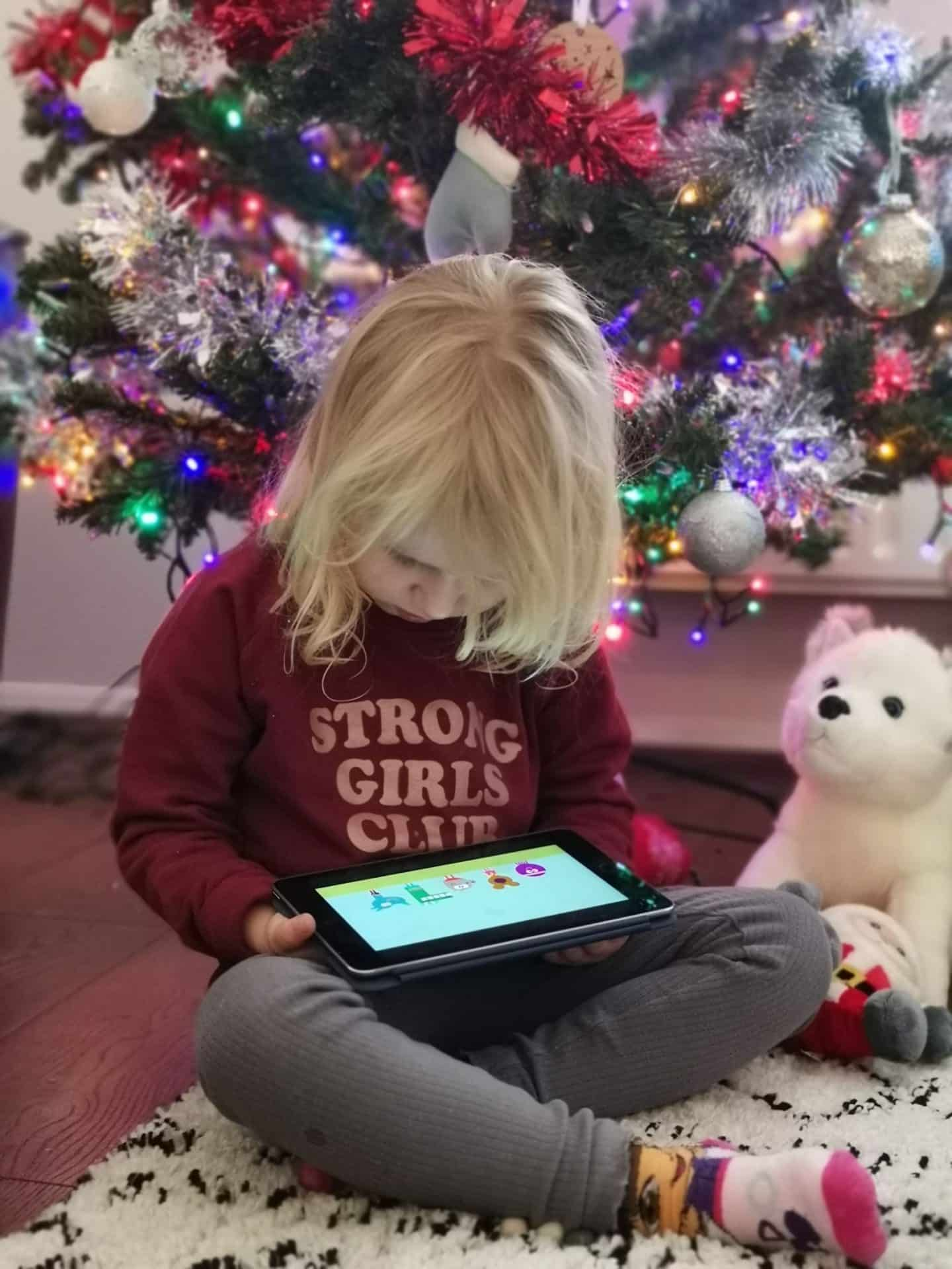 A world of festive entertainment with Sky Kids