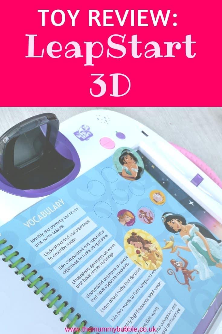 LeapStart 3D review
