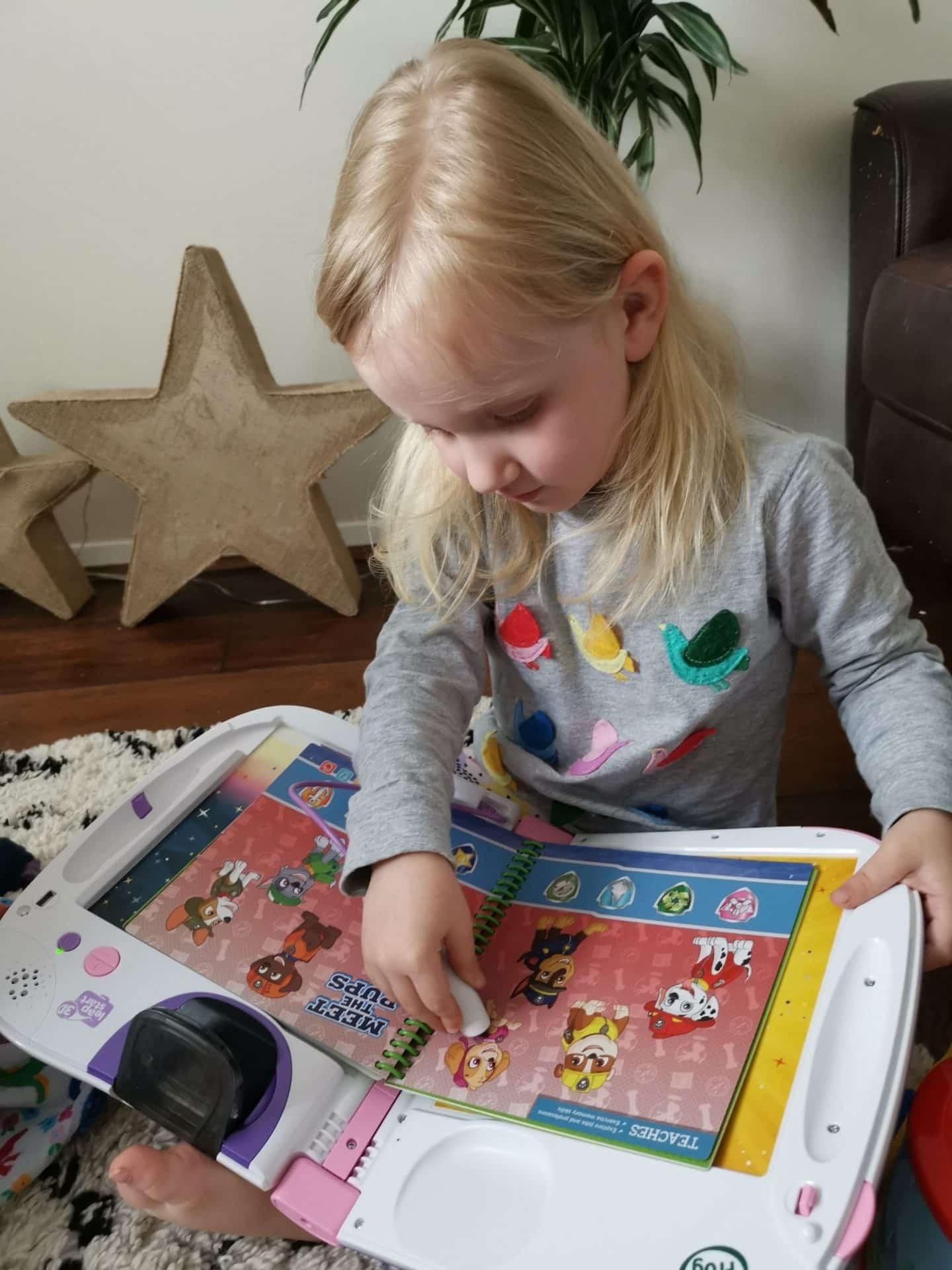 LeapStart 3D toy - Christmas gift ideas for children