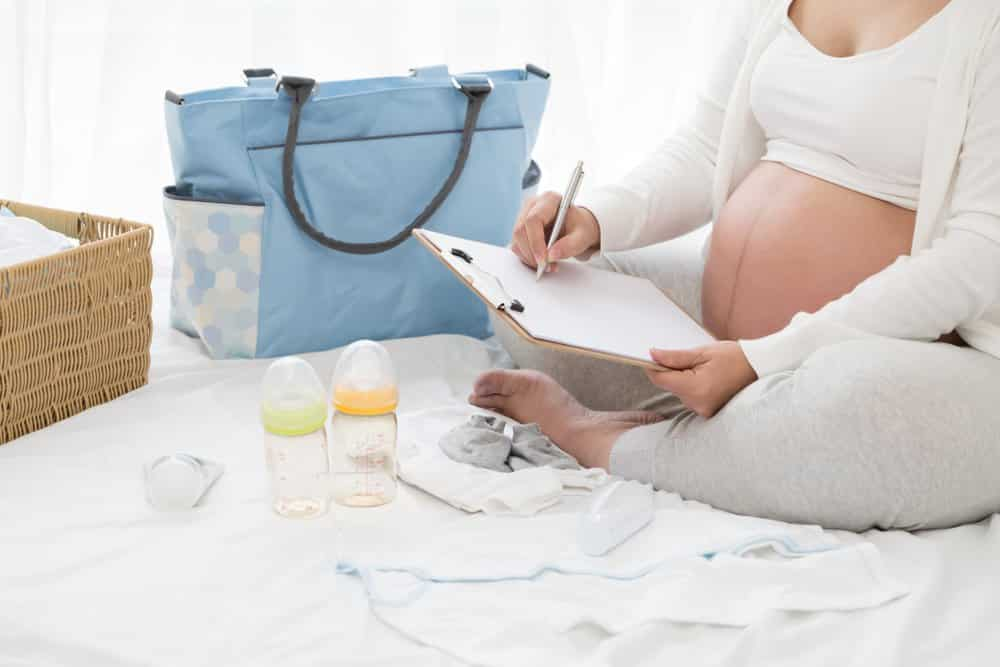 Ultimate checklist for preparing your home for a newborn baby