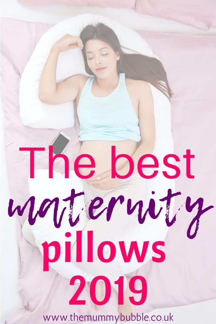 Best maternity pillows 2019