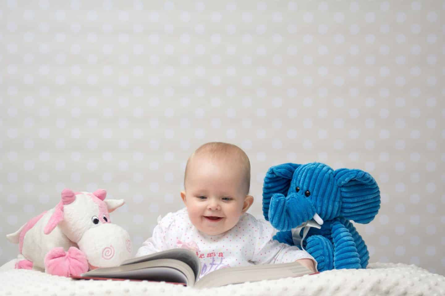 Daily schedule for a six month old baby