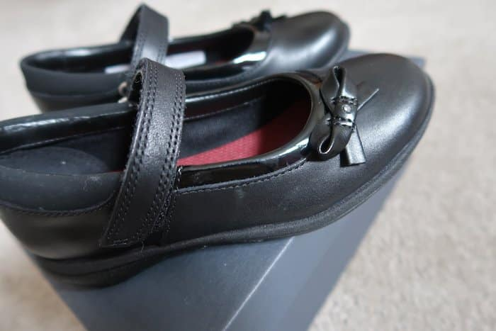 Clarks Venture Star School shoes