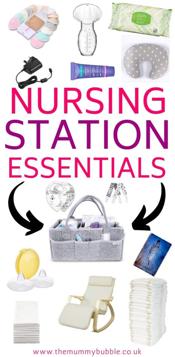 Nursing station essentials