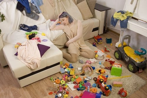 Coping with toddler tantrums