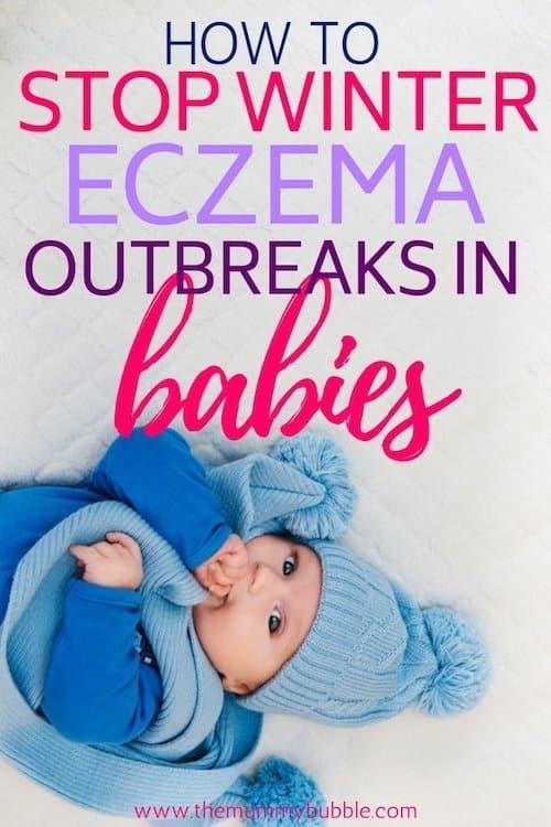 Stop winter eczema outbreaks in babies