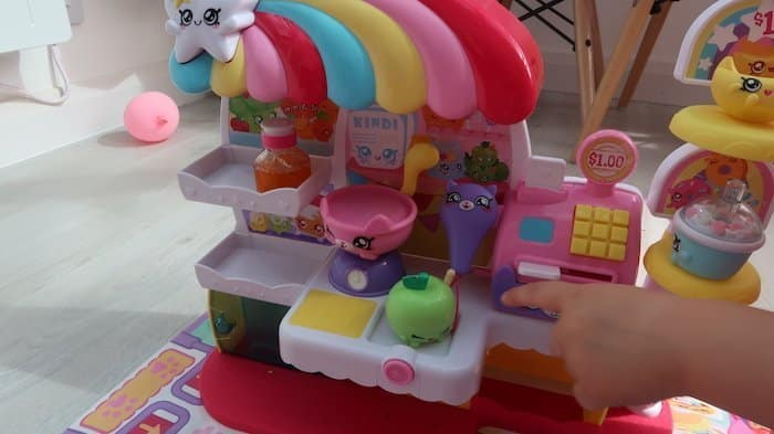 Kindi Kids toy supermarket