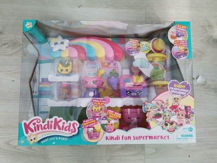 Kindi Kids supermarket