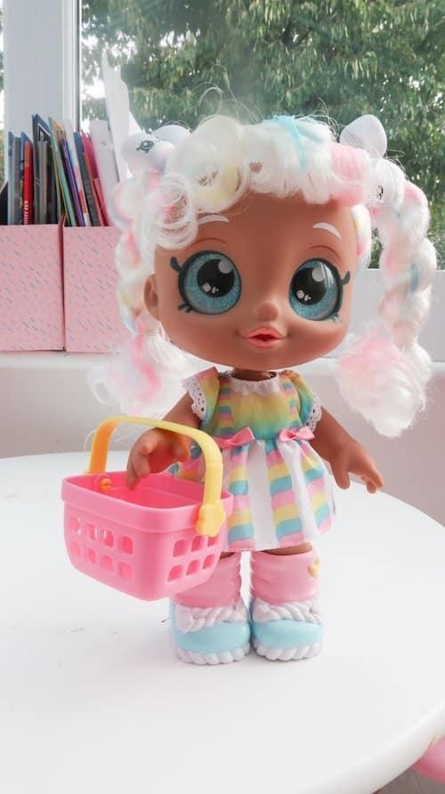 Kindi Kids toy review - Marsha Mello doll