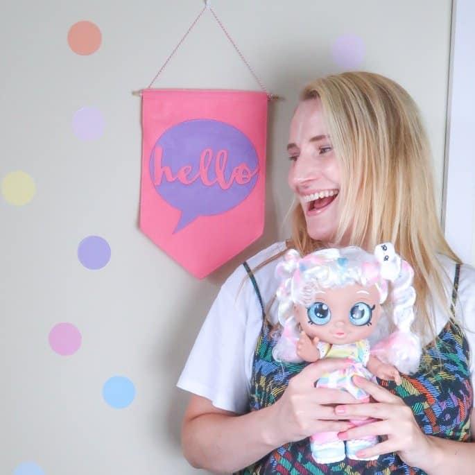 Kindi Kids toy review