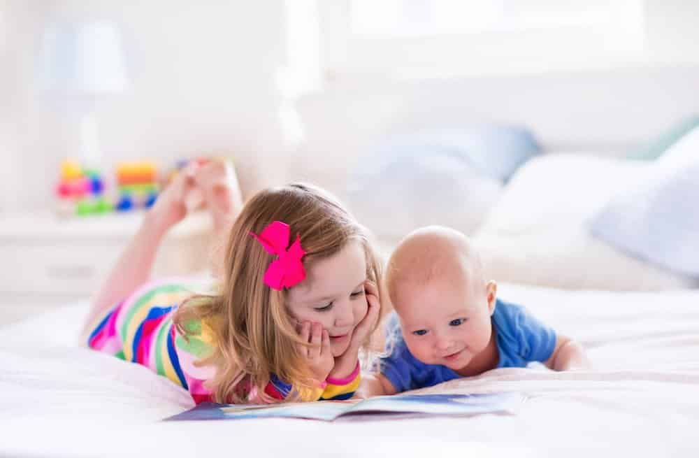 Best routine for a newborn baby and toddler
