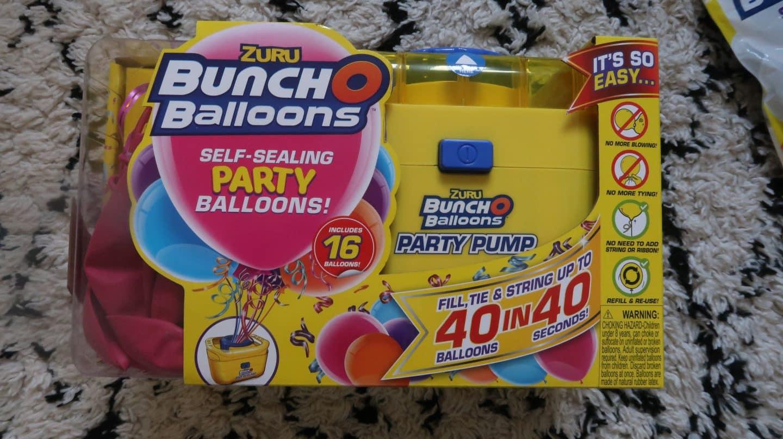 Bunch O Balloons Party pump
