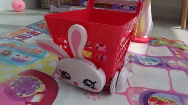 Kindi Kids shopping cart trolley