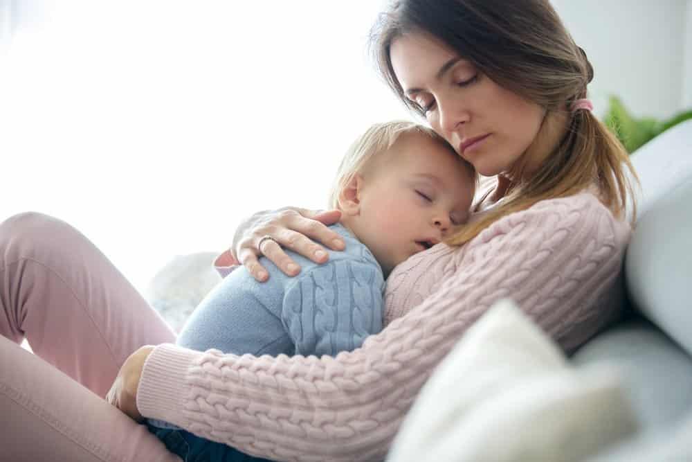 Why breastfeeding mamas need a nursing vacation