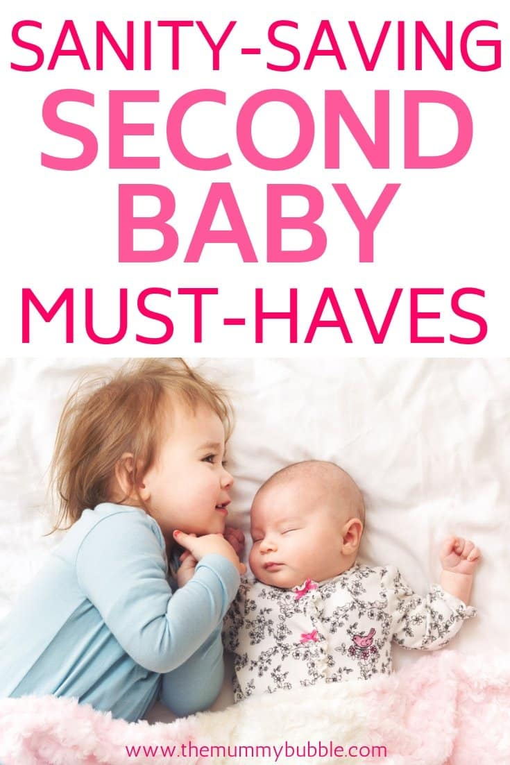 second baby must-haves mamas need to buy