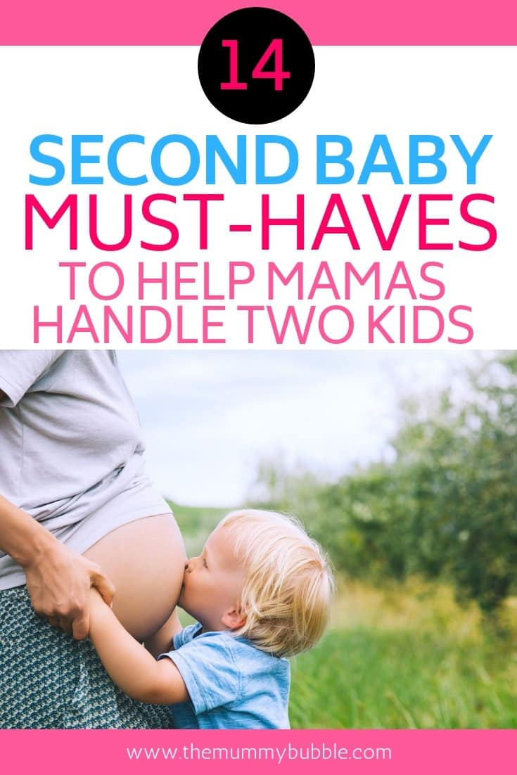14 second baby must-have products