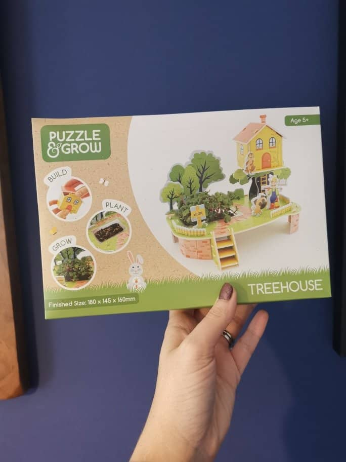 Milly & Flynn Puzzle and Grow Treehouse review
