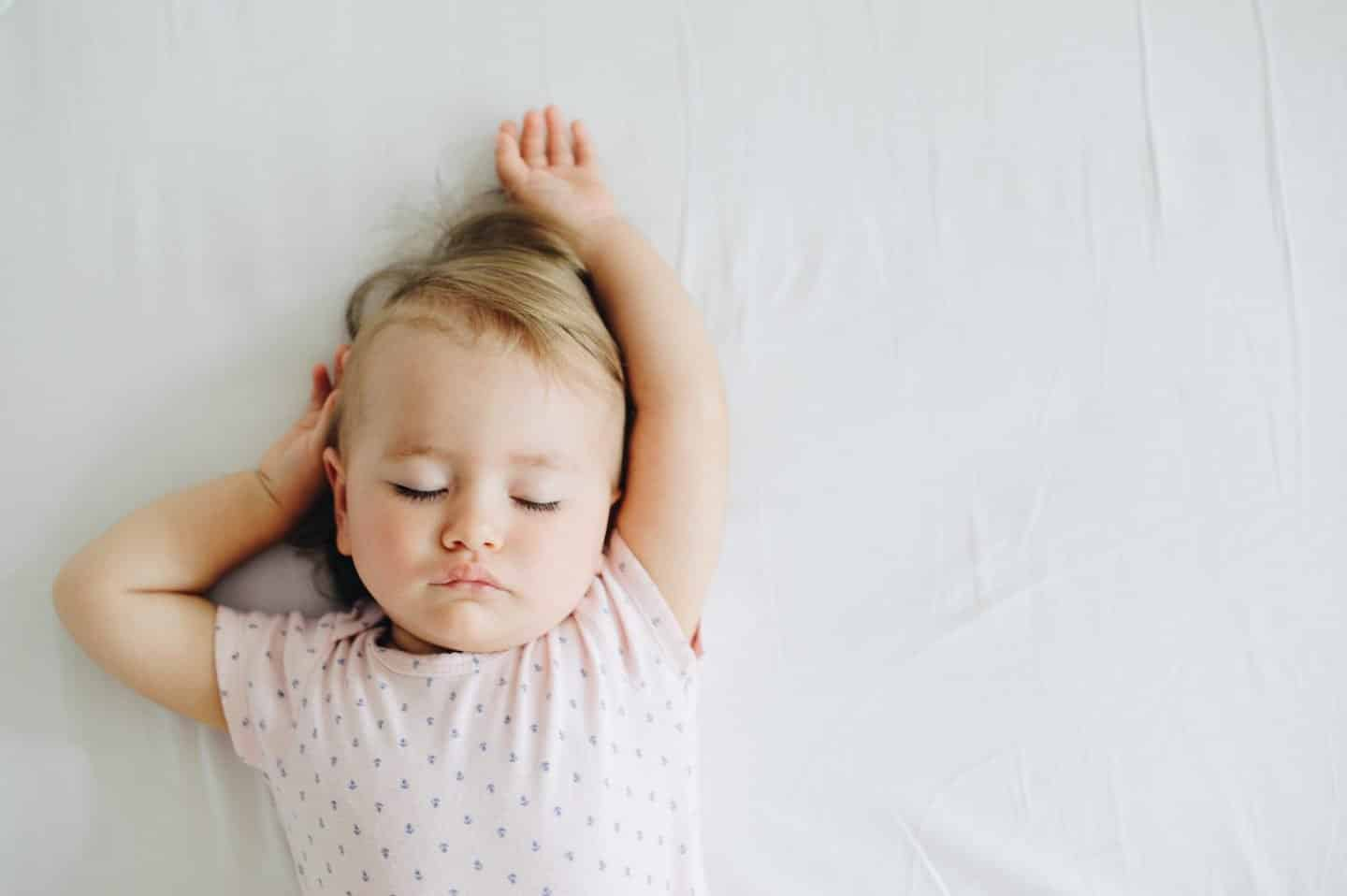 Routine for a one-year-old baby