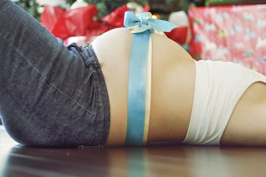 How to survive Christmas during pregnancy