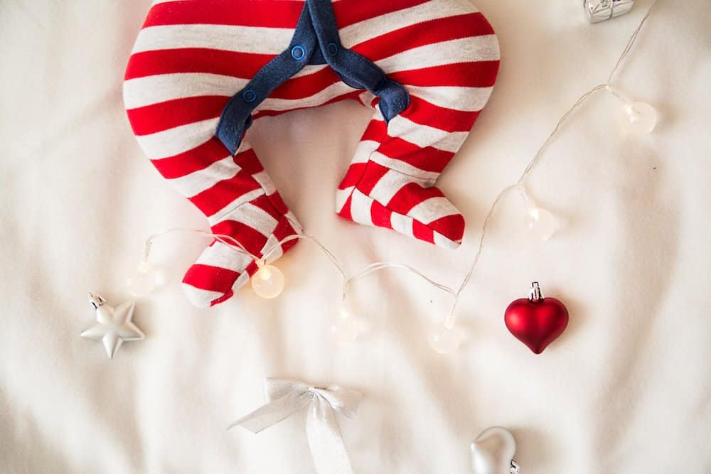 Christmas activities for babies