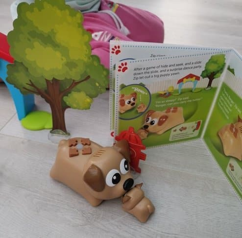 Coding Critters Ranger coding toy