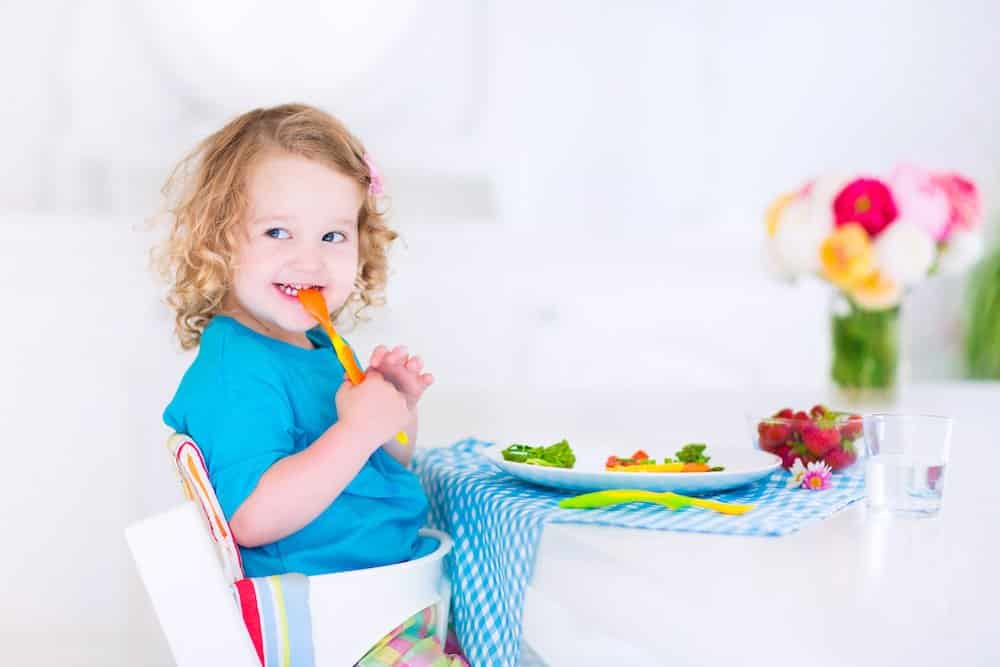 How to avoid mealtime battles with your child