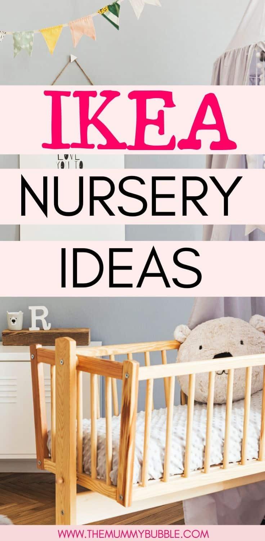 IKEA nursery ideas