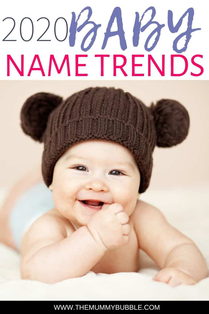 2020 baby name trends
